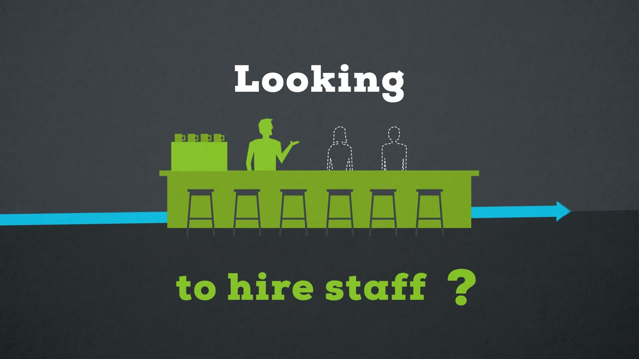 A still frame from the video Need staff? Find out how Youth Jobs PaTH can help you hire