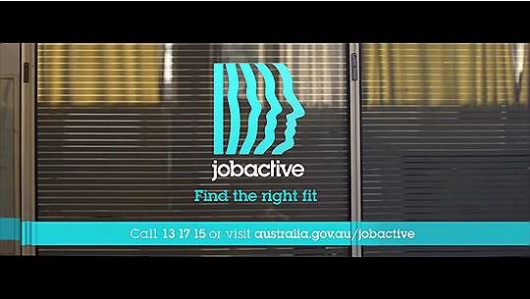 A still frame from the video Find the right staff to fit your business – jobactive radio ad 1